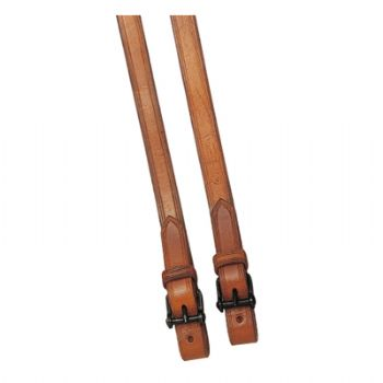 De-luxe Spanish reins - with buckles